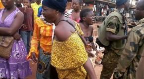 GRAND FORMAT – CENTRAFRIQUE : LA VIE AU PLUS PRÈS DES HABITANTS DE BAMINGUI, DANS LES ZONES OCCUPÉES