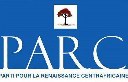 ACCORD POLITIQUE  DE SANT' EGIDIO : ANALYSE DU PARTI POUR LA RENAISSANCE  CENTRAFRICAINE