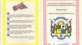 CENTRAFRIQUE – PASSEPORTS BIOMÉTRIQUES : COMBIEN ÇA COÛTE ?