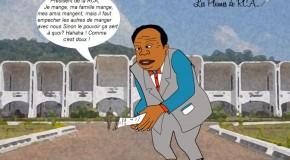 CENTRAFRIQUE : PEUPLE CENTRAFRICAIN, TU VAINCRAS