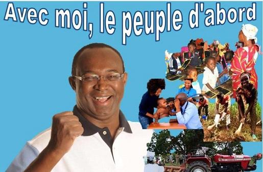 ANICET GEORGES DOLOGUELE FACE A LA DIASPORA CENTRAFRICAINE DE FRANCE CE SAMEDI A PARIS