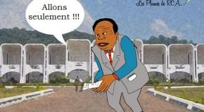 CENTRAFRIQUE : AH ! J'AI COMPRIS…