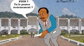 GRAND FORMAT : ILS SONT FOUS, CES LEADERS POLITIQUES CENTRAFRICAINS