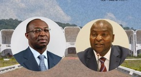 CENTRAFRIQUE : J'AI VOTÉ POUR TOI