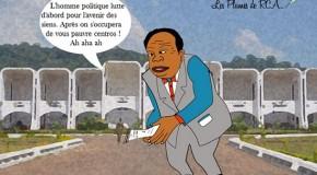 CENTRAFRIQUE : PARLEZ, MESSIEURS LES HOMMES POLITIQUES, PARLEZ SANS EQUIVOQUE