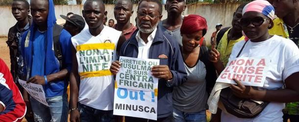 CENTRAFRIQUE : UN PEUPLE BAILLONNÉ MAIS EN MARCHE – LE PACIFISME RECOLTE LA PRISON