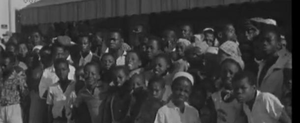 UNE HISTOIREDE : JOUR TROUBLE POUR LE DÉFILÉ DU 1er DÉCEMBRE 1968 À BANGUI