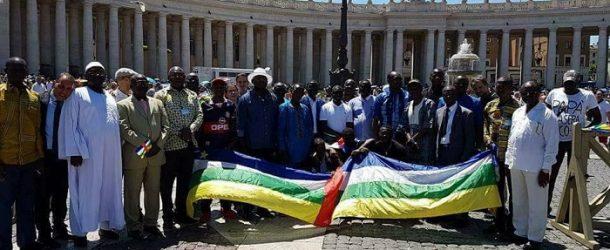«le texte de l'accord politique en Centrafrique, vous ne trouverez jamais ni impunité, ni amnistie»